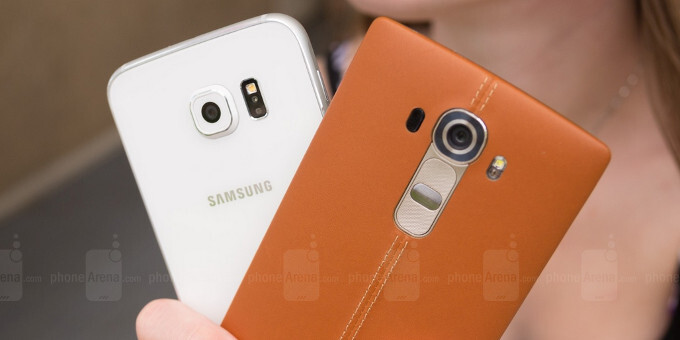 The battle of OIS: Samsung Galaxy S6 vs LG G4