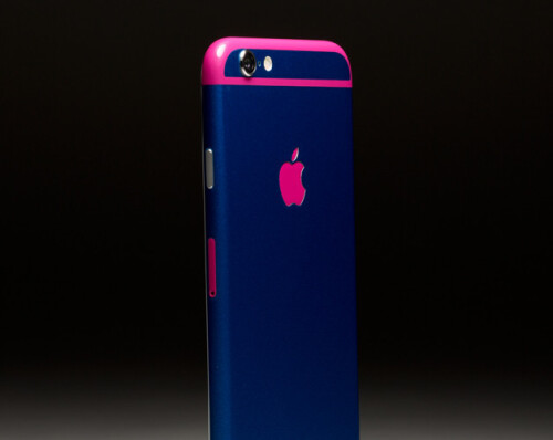 Change your iPhone's color Colorware.com