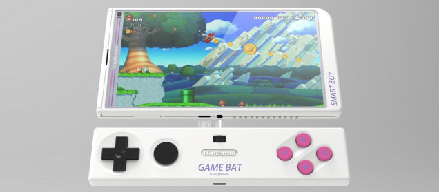 This Nintendo smartphone concept is a gamers' dream