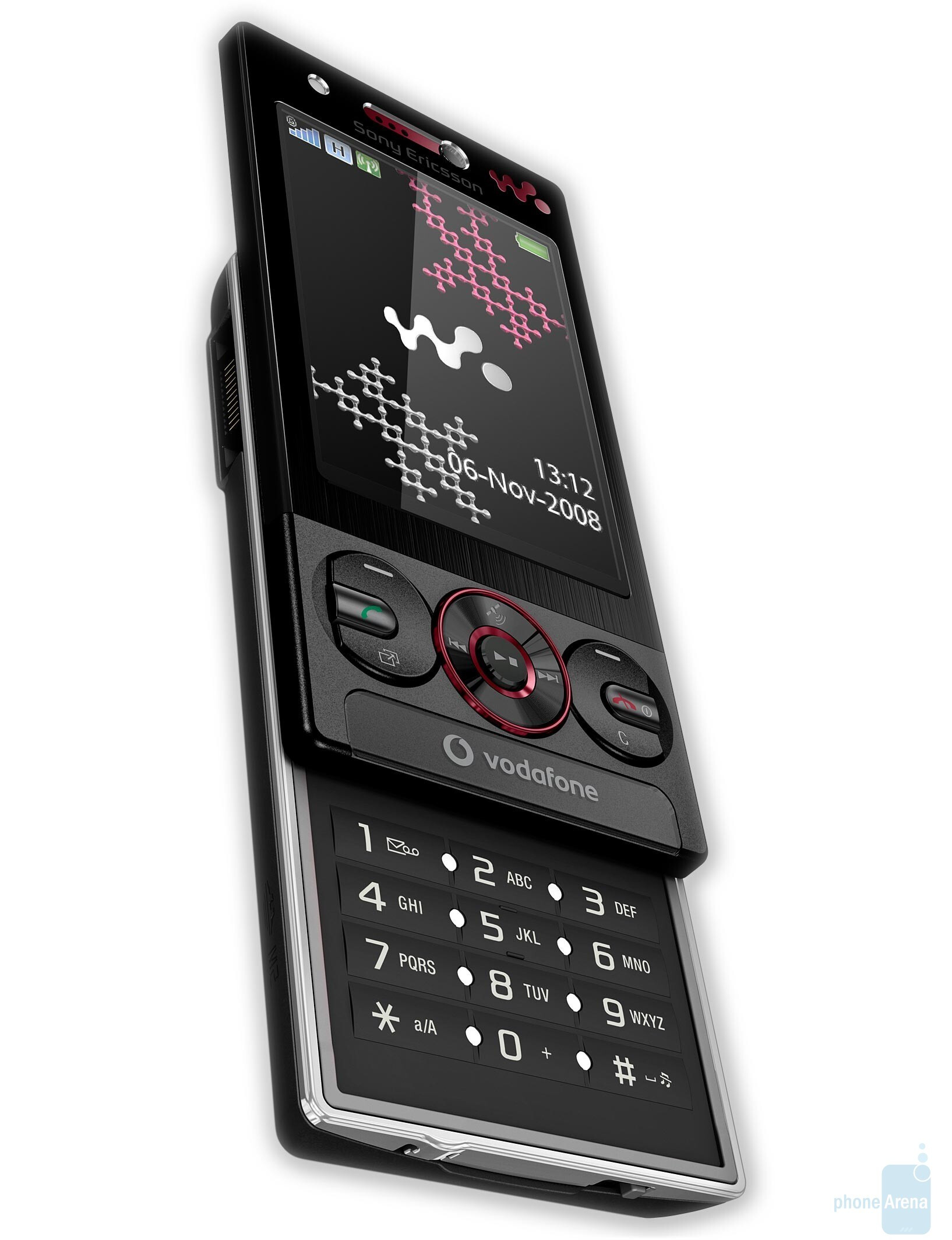 Sony Ericsson with a couple of phones, a couple of updates