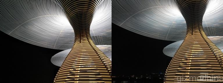 OnePlus 2 (left) vs iPhone 6