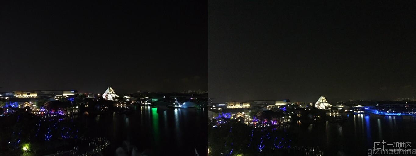OnePlus 2 (left) vs Galaxy S6 (macro) and iPhone 6 (night shots) samples