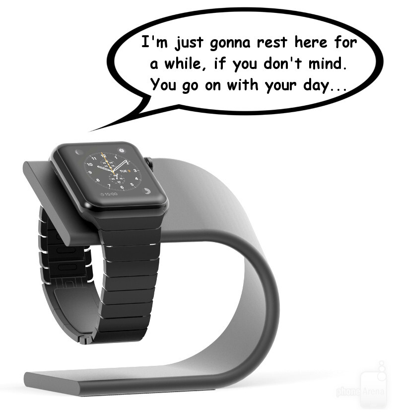 Quickly! Kill the Apple Watch before it lays eggs