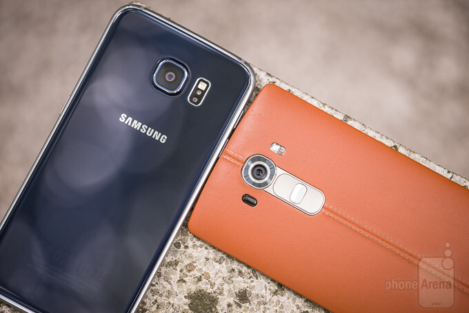 Samsung Galaxy S6 wins another blind camera comparison, LG G4 is close second