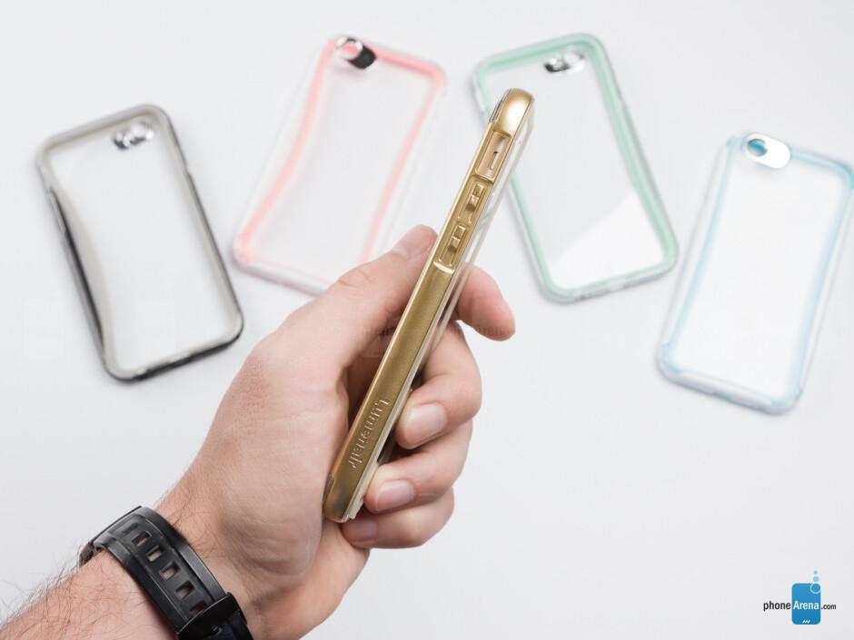 Ulak Lumenair Apple iPhone 6 case hands-on
