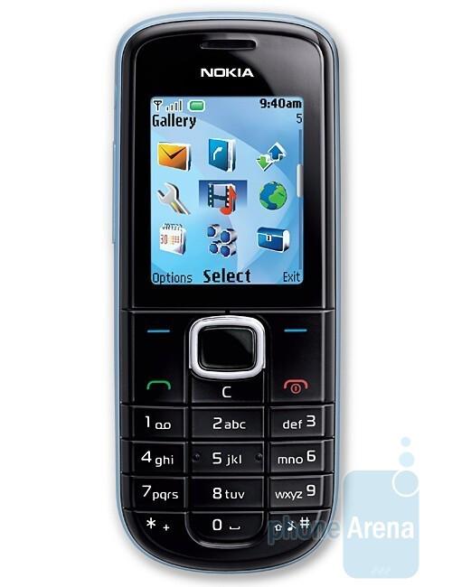 Nokia 1600 - Nokia shows the boring 1006, leaks 5710 XpressMusic