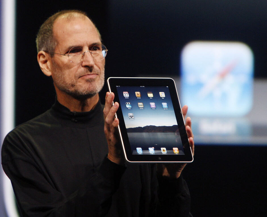 A moment of change. - The tablet as we know it is reaching paralysis, and here's why