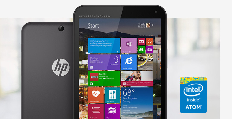 The HP Stream 7 is a $99 tablet that runs the same OS as your laptop. Kind of. - The tablet as we know it is reaching paralysis, and here's why