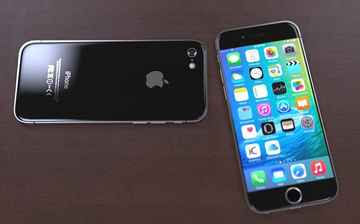 iPhone 7 concept takes a handful of design clues from the iPhone 4/4s