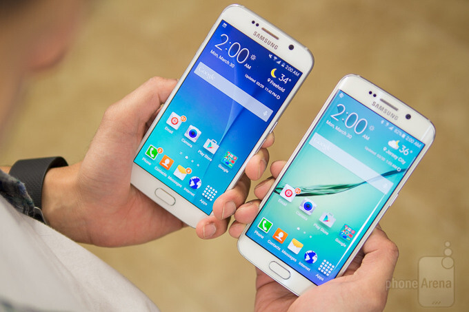 How long will you stay with the Galaxy S6/edge?