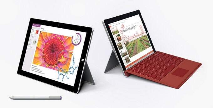 Microsoft Surface 3 with LTE lands on AT&T, T-Mobile to get in the near future