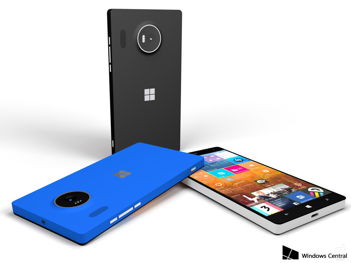 These delicious Lumia 950 XL (Cityman) renders offer a glimpse into ...