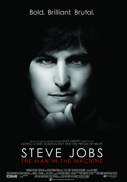 Poster for the documentary which opens on September 4th - Trailer debuts for documentary on Steve Jobs; film opens in select theaters on September 4th