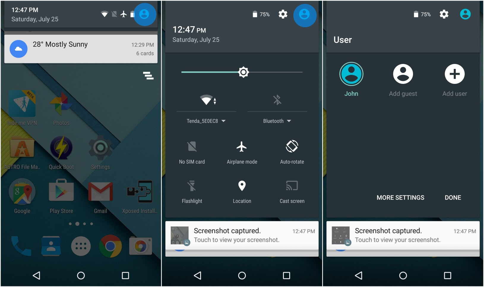 How To Change Your User Profile Pic In Android Lollipop