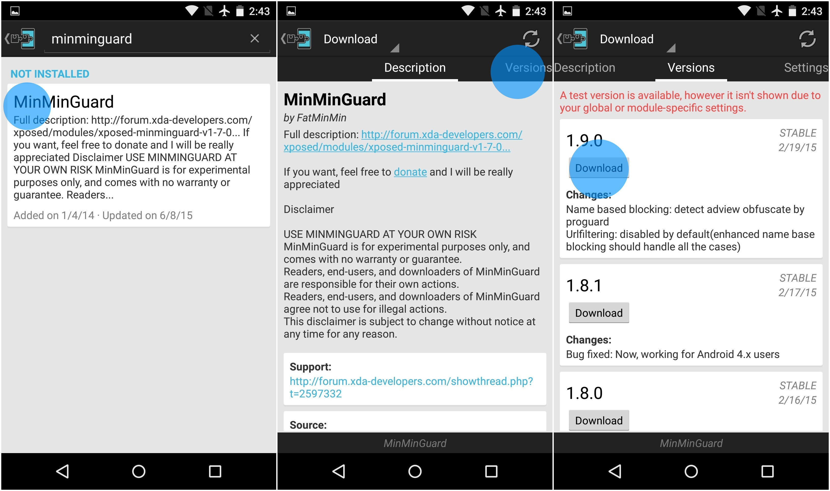 How to eradicate Android in-app ads without leaving empty