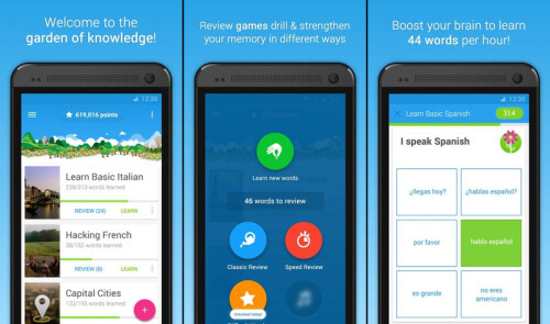8 free apps for learning foreign languages – Spanish, German