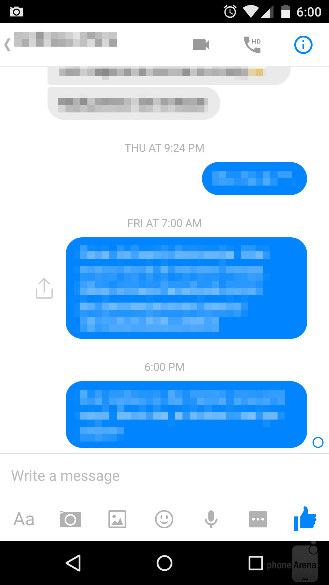 How To Tell If Your Message Has Been Read (seen) In Facebook's Messenger App