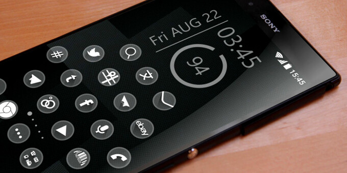 Best new icon packs for Android (July 2015) #3