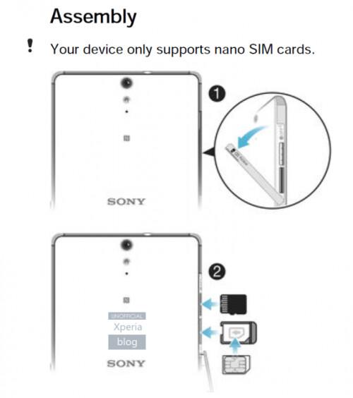 Xperia C5 Ultra manual