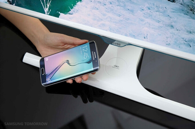Samsung unveils world's first monitors that can wirelessly charge your smartphone