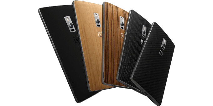 OnePlus 2 size comparison: here's how it fares against the OnePlus One, iPhone 6, Galaxy S6, LG G4