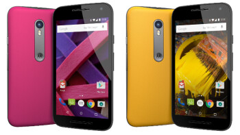 Motorola unveils 3rd generation Moto G – still cheap, still capable!