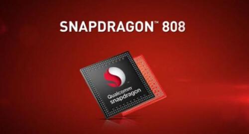 A Snapdragon 808 chipset