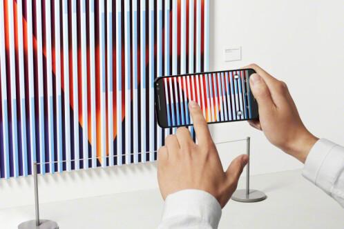 5.7-inch Quad HD display