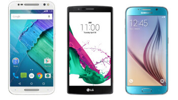 Lg G4 Vs Galaxy S7 Edge: Moto X Style Vs Samsung Galaxy S6 Vs LG G4: Specs