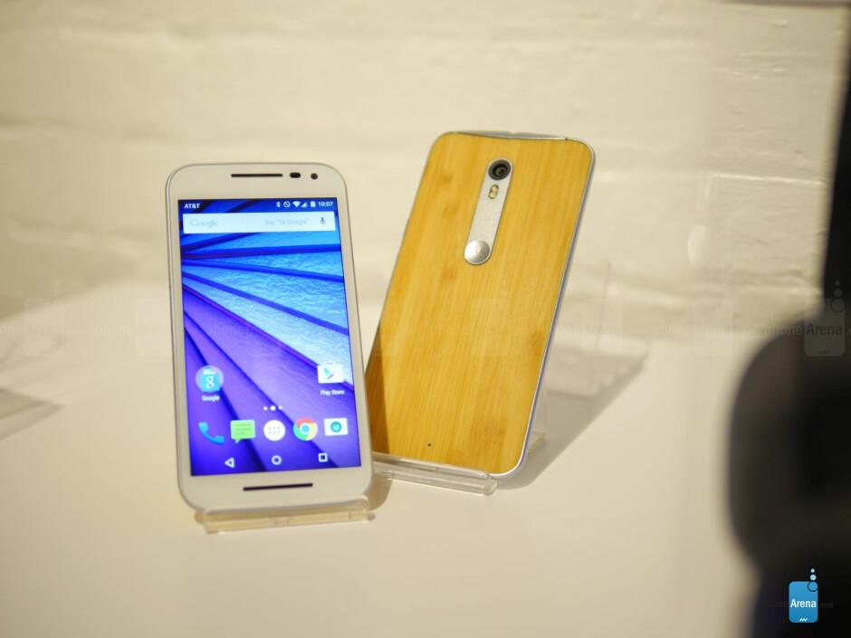 Motorola Moto X Style hands-on