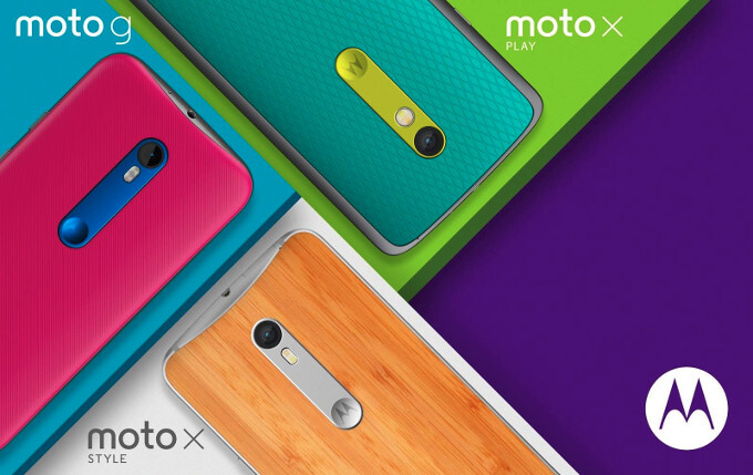 Moto X Style, Moto G 2015, and Moto X Play price and release date