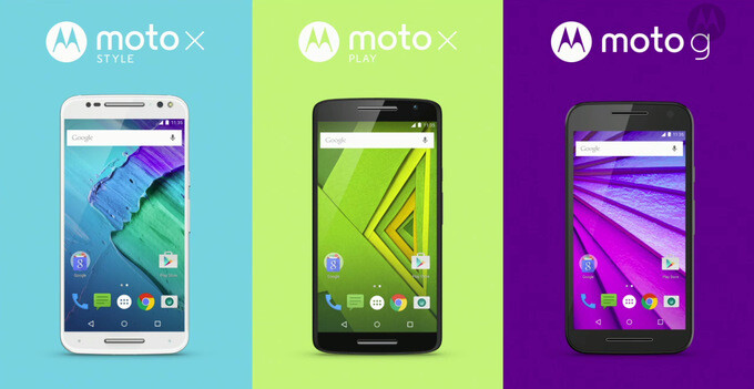 Motorola Moto X Style, Moto X Play, and the new Moto G: all you need to know