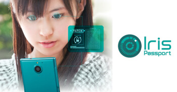 Monsters from Asia: the Fujitsu Arrows NX F-04G and the world's first iris scanner