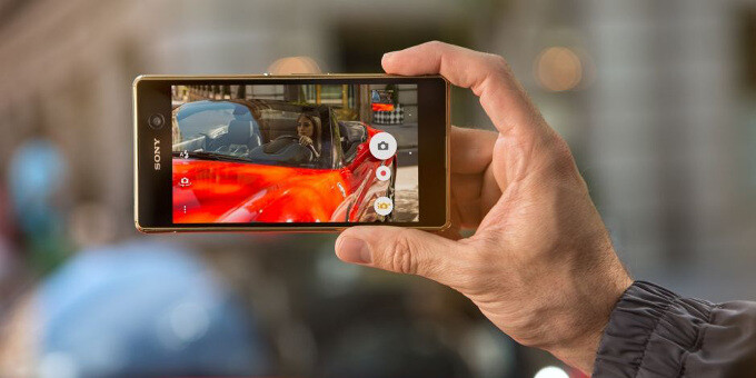 """Sony Xperia M5 announced: a """"super mid-range"""" phone with 0.25-second hybrid autofocus"""
