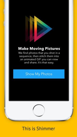 Shimmer - Animated GIF maker