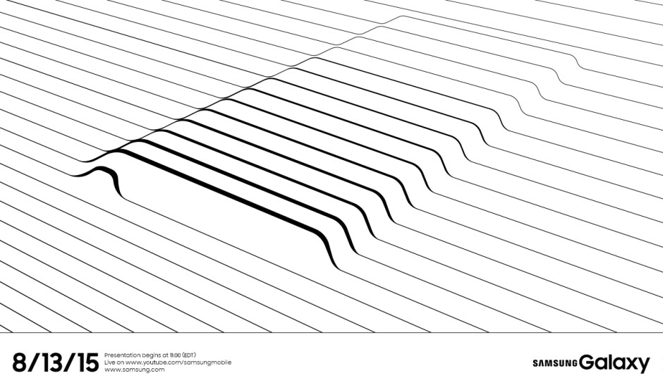 """Samsung tells us to """"Note the date"""" of its August 13 Galaxy Unpacked event"""