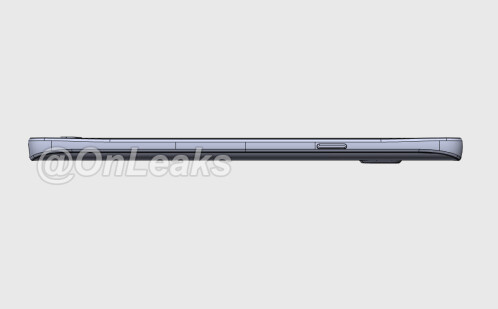 Samsung Galaxy Note 5 leaked CAD drawings and cases