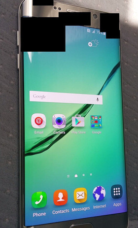 The Samsung Galaxy S6 edge+, first revealed by MKBHD - Samsung Galaxy S6 edge Plus rumor round-up: supersize my phone!