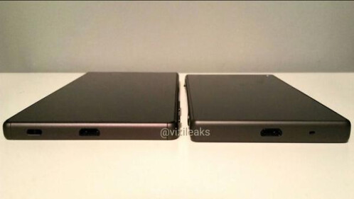 Alleged Sony Xperia Z5, Z5 Compact leak