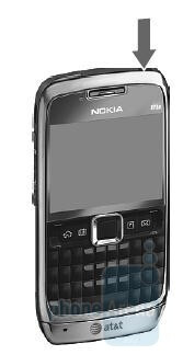 Nokia E71x is for AT&T