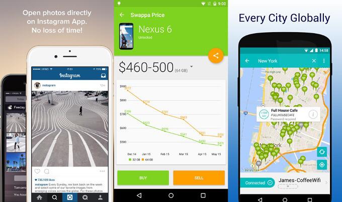 legjobb android hookup apps 2015