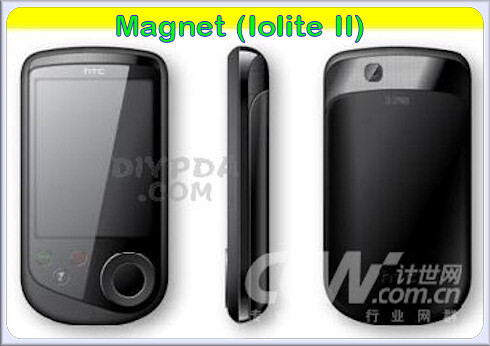 Magnet - Is this HTC's lineup for 2009?