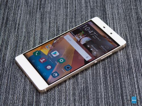 Real Huawei P8