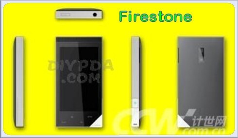 Firestone - Is this HTC's lineup for 2009?