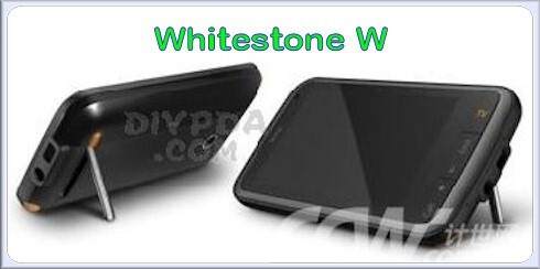 Whitestone - Is this HTC's lineup for 2009?