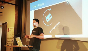 Cyanogen has 50 million users says Adnan Begovic