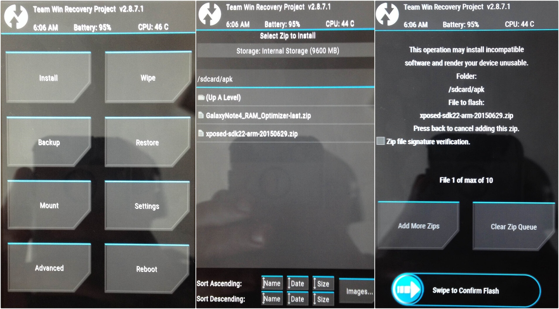 Using Different Amounts Of Ram How To Fix Your Samsung Galaxy Note S