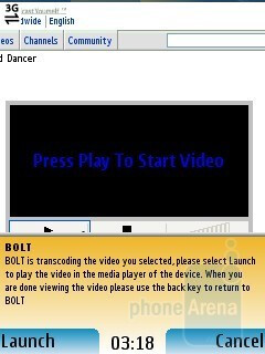 YouTube - Hands-On with Bolt - the WebKit-based Java Browser