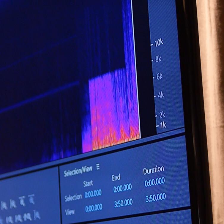 Ultra Alta Qualità Audio