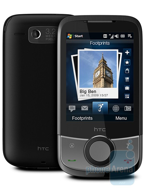 The new HTC Touch Cruise is the Iolite
